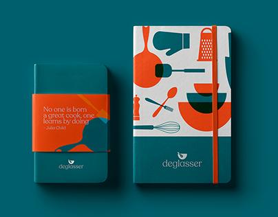 Deglasser Brand Identity