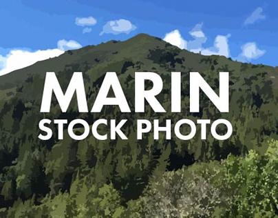 Marin Stock Photo