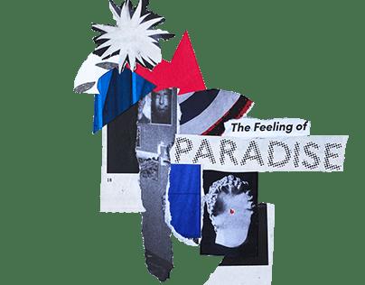 Analog Collage 'paradise'