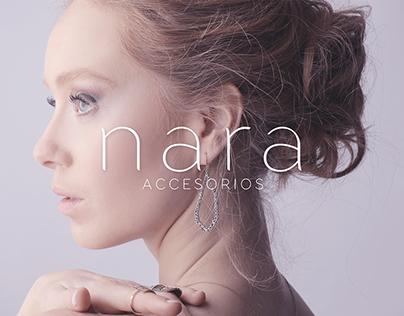 NARA accesorios - Identidad Visual