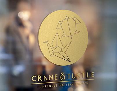 Crane and Turtle Brick & Mortar Shop