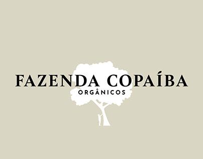 Fazenda Copaíba Brand Identity