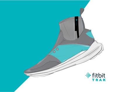 FitBit TRAK   Concept Footwear