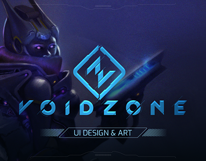 Voidzone UI Design & Art