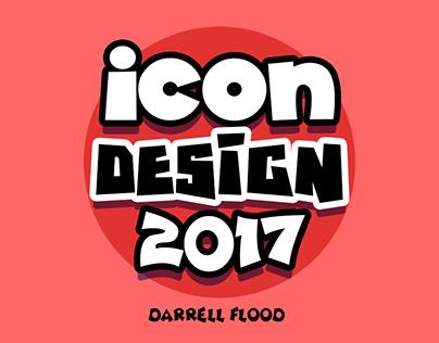 Icon Design - 2017