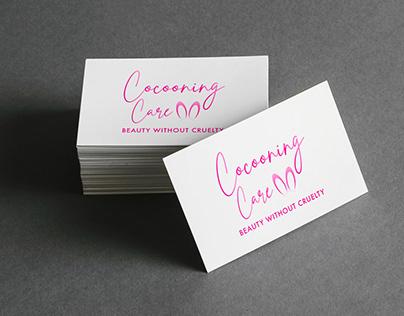 Refonte du logo - Cocooning Care