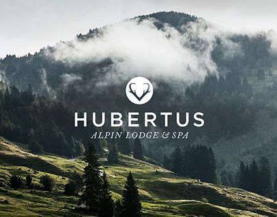 Hubertus Alpin Lodge & Spa – Brand Identity