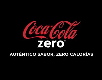 Coca Cola Zero - Probar para creer