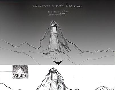 Valais Water Storyboard