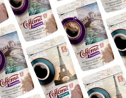 Coffema Coffee Instant