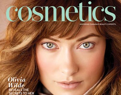 Beauty Flash for Cosmetics Magazine Jan/Feb 2014
