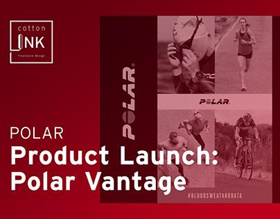 Polar's Vantage Launch | 2018