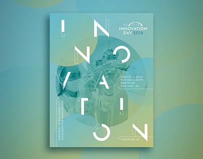 Innovation Day Event Branding