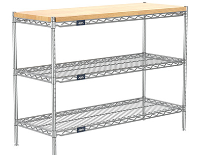 Adjustable Steel Rack