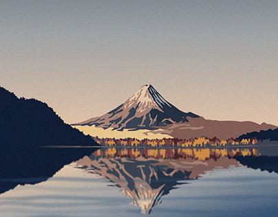 Mount Fuji - Autumn - Japan