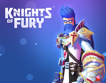 Knights of Fury - store assets for play test