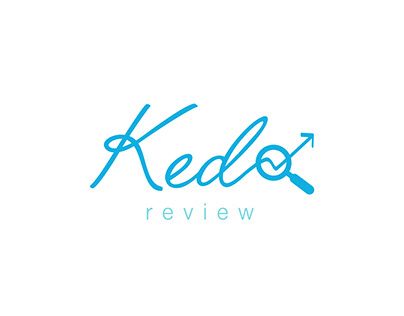 Logo Design : Ked Review