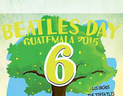 Beatles Day Guatemala 2015