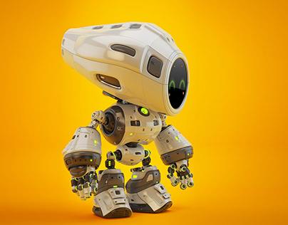 BIGHAND robot III