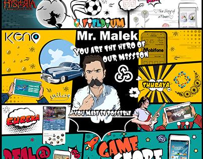 Tradinos Comic