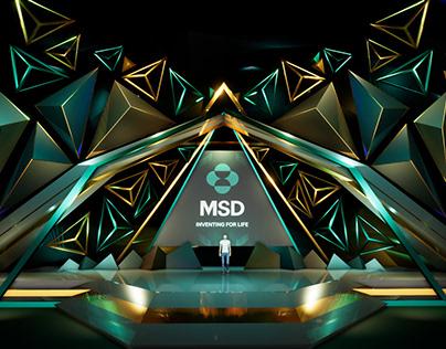 Virtual Stage Design - MSD Event