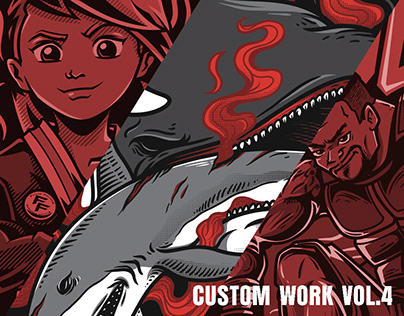 Custom Work Vol.4