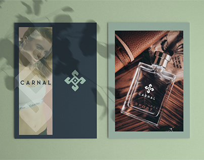 Carnal Logo and Branding Presentation