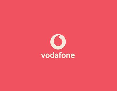 Vodafone MTV Awards - El túnel 5G - Dirección de arte.