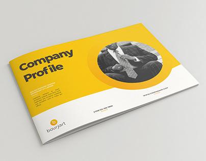 Company Profile Landscape