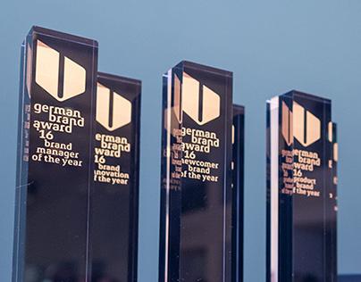 German Brand Award 2016 Ceremony