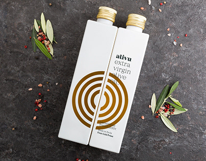 Alivu - Extra Virgin Olive Oil.