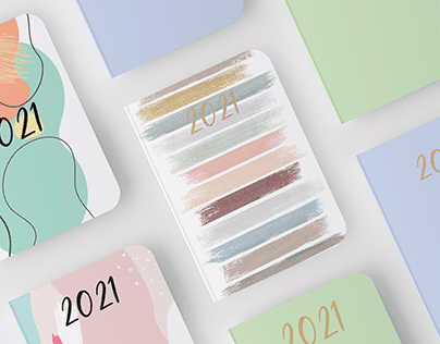 2021 Planner Diary