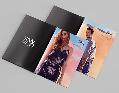 RW&CO. | SS16 Collections Booklet