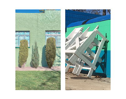 Side by Side - Architecture Photography