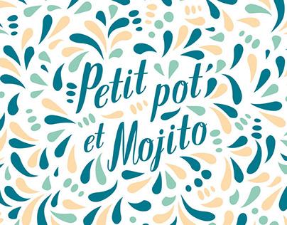 Brand Identity | Juice Bar | Petit Pot et Mojito