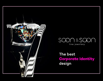 SOON&SOON The best Corporate Identity design
