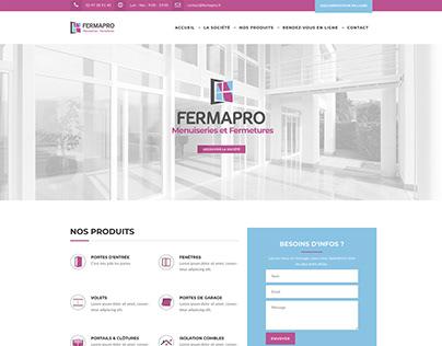 Freelance Project - FERMAPRO