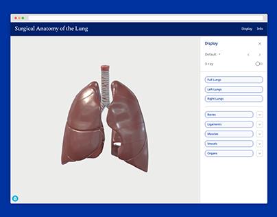 Emory University 3D Anatomy Viewer