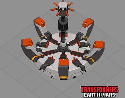 Shield Generator - Transformers Earth Wars