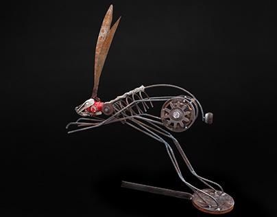 NORDIC hare