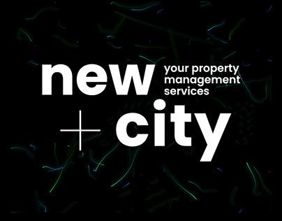 New City | UI Design
