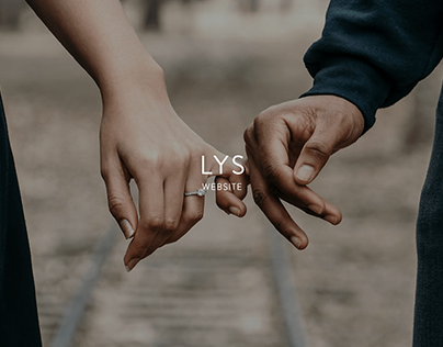 LYS - Jewelry Store Website
