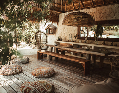 A place to be in Tulum