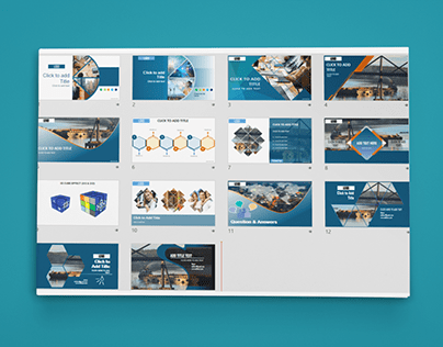 Awesome PowerPoint Slides Sample