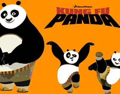 ❋ Kung fu ❛Vector❜ Panda