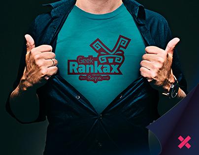 Branding | Geek Rankax | Ropa