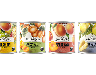 Golden Glory Fruit Packaging for Creative Swarm