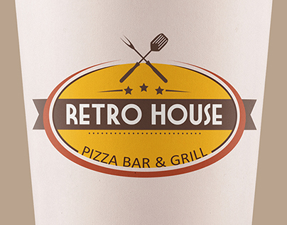 RETRO HOUSE pizza bar & grill