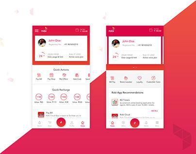Service Provider - App