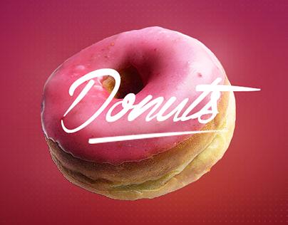 Donuts | Webdesign